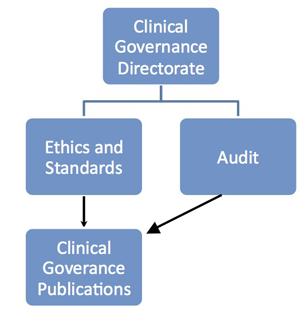 Clinical Governance Committee Structure from November 2013